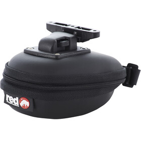 Red Cycling Products Saddle Bag Two Satteltasche schwarz